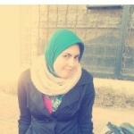 سارة - مخيم حطين